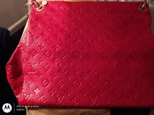 Red hobo shoulder bag for Sale in Atlanta, GA