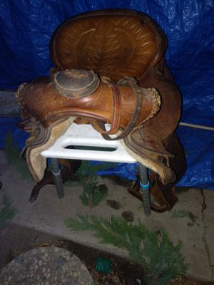 Possible N Porter saddle make and offer for Sale in Cupertino, CA