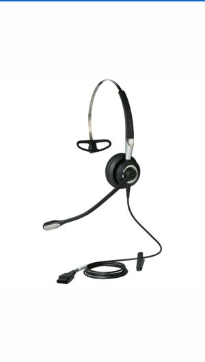 New Jabra Biz 2400 II Mono NC Headset for Sale in Delray Beach, FL