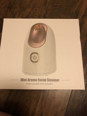 Mini Aroma Facial Steamer for Sale in Corinth, TX