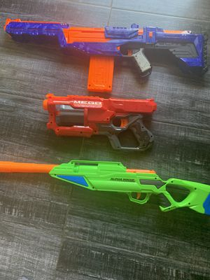 Nerf guns for Sale in Sacramento, CA