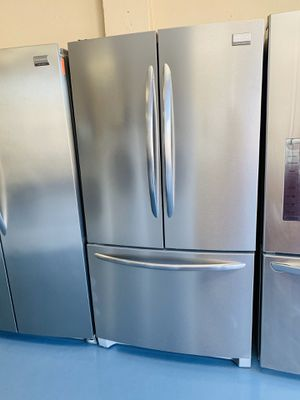 Frigidaire French Door Refrigerator Payment Option Available for Sale in National City, CA