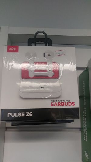 Zizo pulse wireless earbuds for Sale in Washington, DC