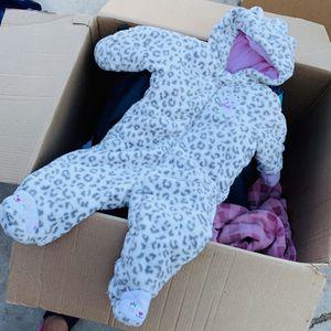 Winter Onesies/snow suit 6-9mos for Sale in Pittsburg, CA
