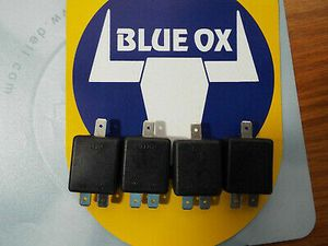 4 BLUE Ox tow vehicle tail light diodes for Sale in Tucson, AZ