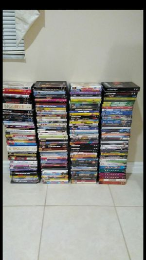 200 DVD movies for Sale in Loxahatchee, FL