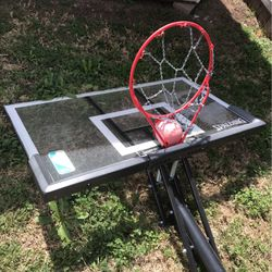 Basketball net with base and needed hardware for Sale in San Angelo,  TX