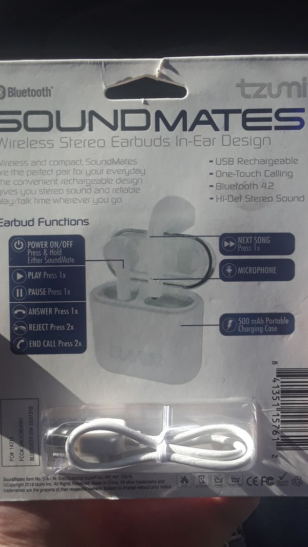 TZUMI Sound Mates for Sale in Gresham, OR - OfferUp