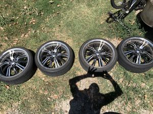 Honda Civic Koenig Wheels and tires for Sale in Rio Vista, CA