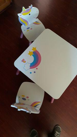 Unicorn table for Sale in Stockton, CA