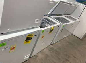 Chest freezer liquidation sale 🔥🔥🔥 T6NF for Sale in San Antonio, TX