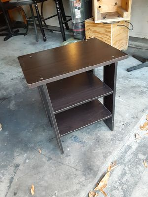 Firm price Small table 2ft for Sale in Durham, NC