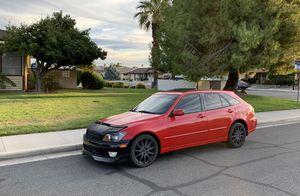 Lexus is300 OEM Front Bumper Cover w/ Greddy front lip for Sale in Riverside, CA