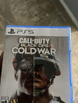 Call Of Duty Cold War Ps5 for Sale in Haines City,  FL