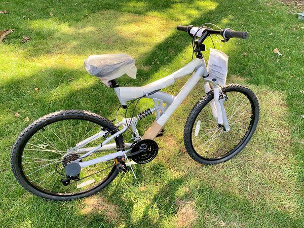 Reaction mountain bike for men or women