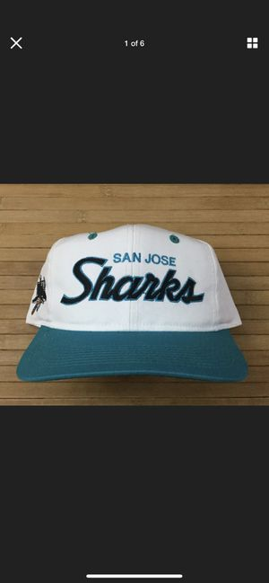San Jose sharks SnapBack for Sale in Mountain View, CA