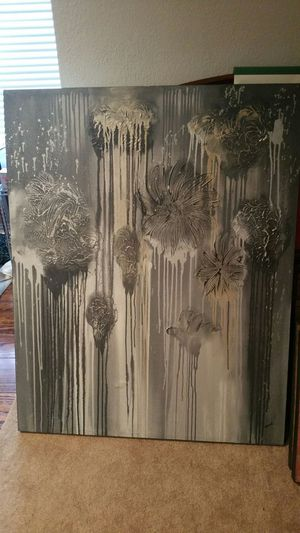 Huge canvas painting $60 for Sale in St. Louis, MO