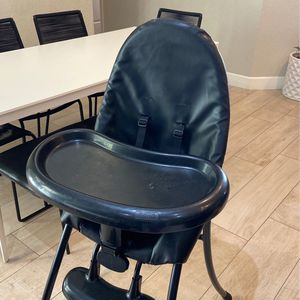 Bloom Nano high chair In Black for Sale in Fort Lauderdale, FL