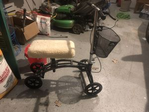 Gentle Used Knee Scooter for Sale in Stafford, VA