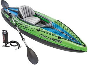 *BRAND NEW* Intex Kayak 1-person Inflatable Oars and Pump Included for Sale in Chula Vista, CA