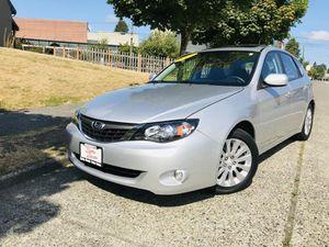 2009 Subaru Impreza Wagon for Sale in Seattle, WA