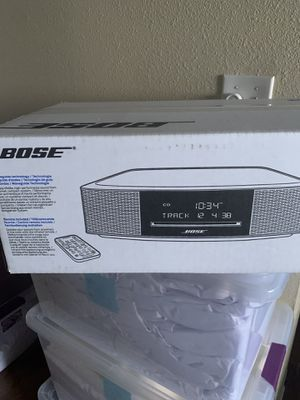 Bose wave lV music system for Sale in Aurora, CO