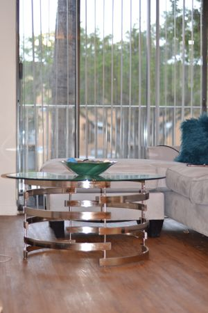 Glass Coffee Table for Sale in Fort Lauderdale, FL
