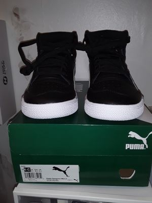Puma black new 6.5y $65 for Sale in Martinsburg, WV