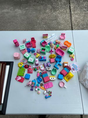 All SHOPKINS $40 for Sale in Houston, TX