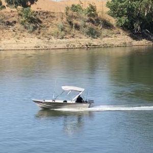 16ft Aluminum Boat for Sale in Modesto, CA