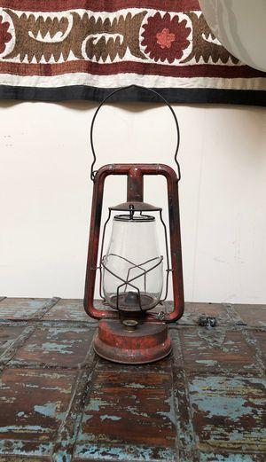 Antique Dietz Kerosene Railroad lamp made in New York USA for Sale in Torrington, CT