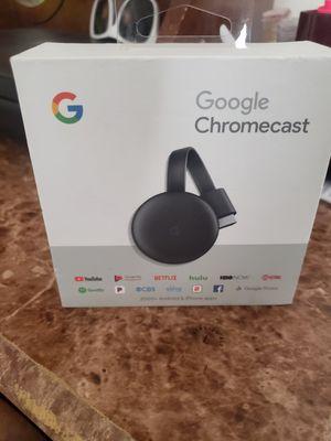 Google chromecast for Sale in Lakeland, FL