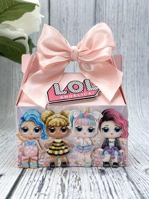 Lol surprise, lol surprise dolls, lol party, lol favor boxes for Sale in Winter Garden, FL