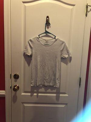 Plain white shirt for Sale in Ashburn, VA
