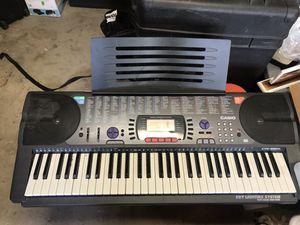 CASIO CTK-620L Keyboard for Sale in Escondido, CA