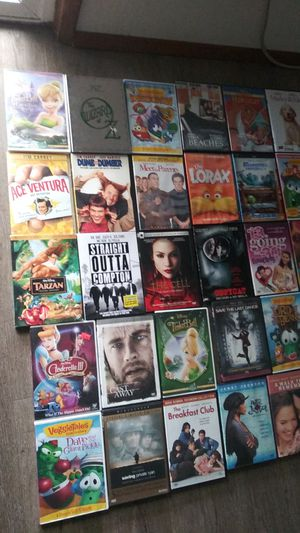 More movies for Sale in Springfield, OR
