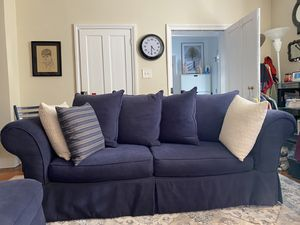 Couch, Ottoman, and Chairs! Excellent condition. 90 x 37 inches. $500 for Sale in Owings Mills, MD