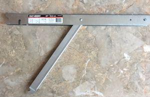 """Heavy Duty 20"""" shelf bracket for Sale in Riverside, CA"""