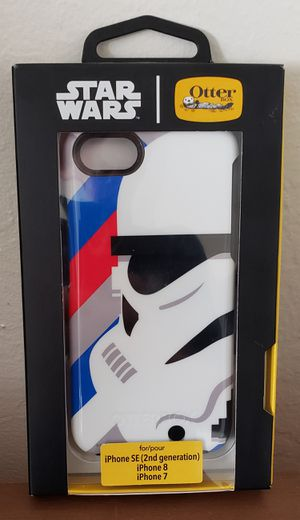 Otterbox Star Wars iPhone 7/8/SE 2nd Generation for Sale in Fremont, CA