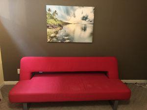 BRIGHT RED FUTON for Sale in Portland, OR