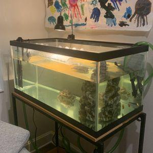 40 Gallon Aquarium for Sale in Tacoma, WA