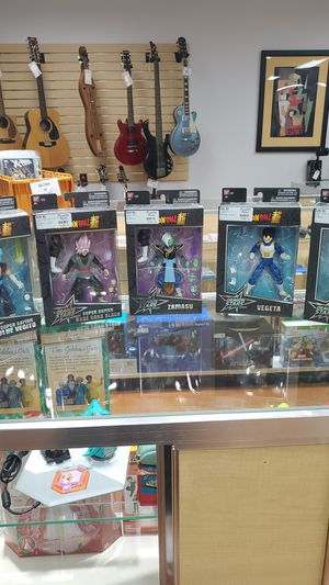 (DRAGON STARS) Dragonball Z collectibles for Sale in Raleigh, NC