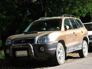 2004 Hyundai Santa Fe No Title for Sale in Baltimore, MD