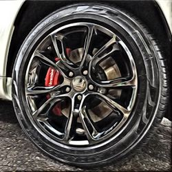 Wrangler Wheels Jeep Grand Cherokee Wheels Liberty Wheels compass rims Renegade rims Laredo rims for Sale in Paramount,  CA