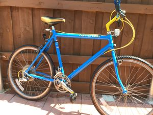 Cannondale Mountain bike (hand crafted) for Sale in Irving, TX