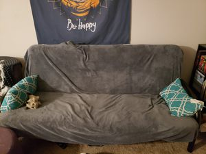 Comfy futon/couch for Sale in Tempe, AZ