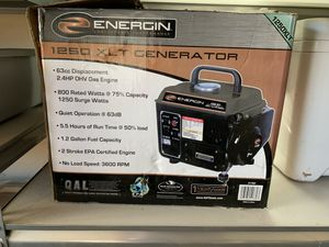 Energin Generator for Sale in Madison, MS