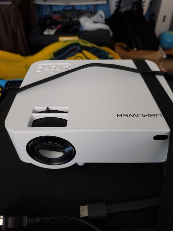 Mini projector with additional items