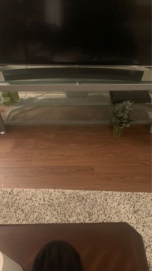 TV stand fits up to 65 inch. for Sale in Arlington, TX