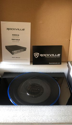 Rockville 8-inch Subwoofer for Sale in Pacifica, CA